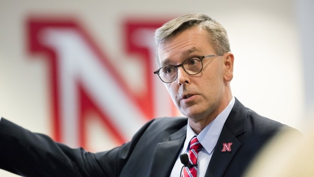 Ronnie Green was named the university's 20th chancellor on April 6.