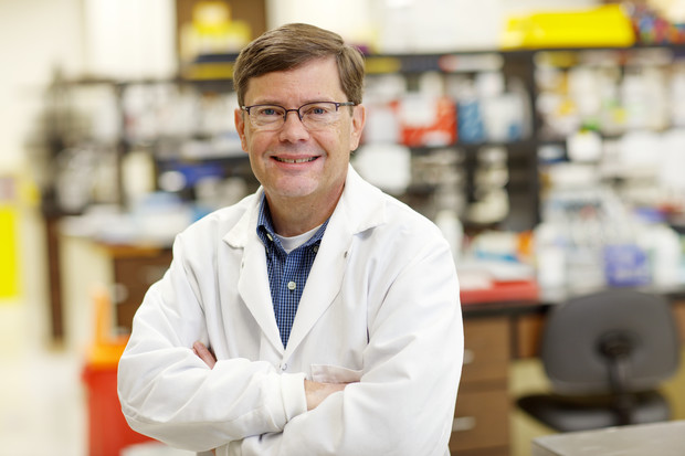 Rodney Moxley, Charles Bessey Professor of Veterinary Medicine and Biomedical Sciences