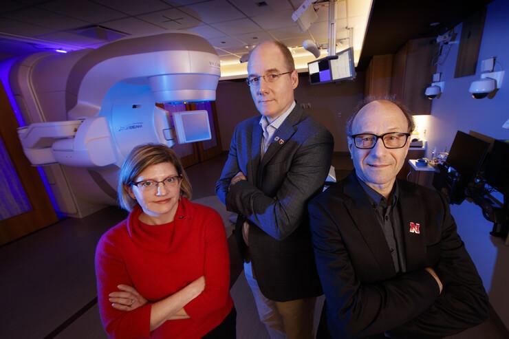 Radiation researchers