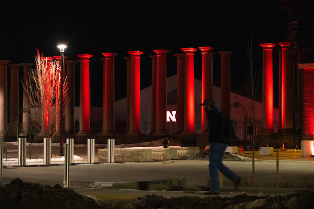 Hawks Hall, home to Nebraska's College of Business.