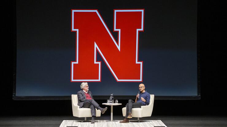 N|150 Microsoft CEO Satya Nadella