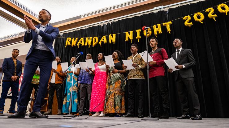 Rwanda Night