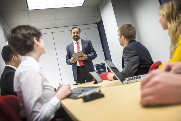 Ravi Sohi, professor and executive director of the Center for Sales Excellence at UNL, will teach the Certificate of Sales Excellence program May 4-6.