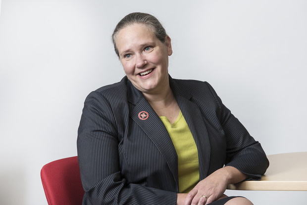 Jennifer Ryan chairs the new Department of Supply Chain Management and Analytics.