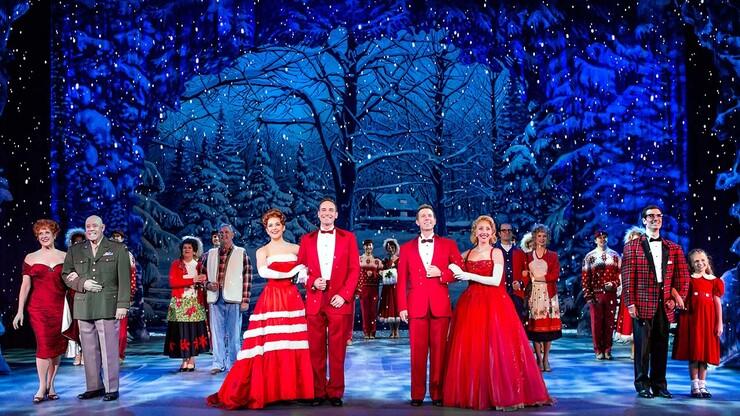 """""""Irving Berlin's White Christmas"""""""