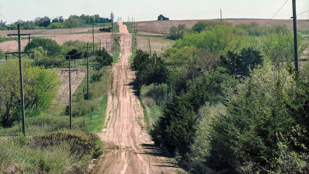 """Excerpt of """"Minimum Maintenance County Road,"""" Road 31 north of County Road M"""