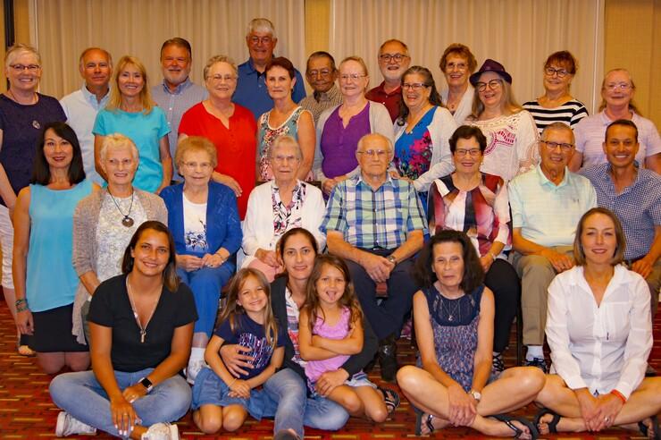 Burbank family