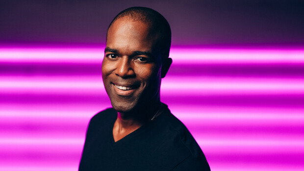 """Derrick Davis, who played the title role in the 2019 U.S. touring production of """"The Phantom of the Opera,"""" will perform an evening of Broadway on Oct. 17."""
