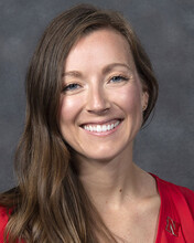 Susan Loveall, assistant professor of special education and communication disorders