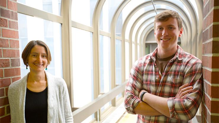 Eileen Hebets & Jay Stafstrom