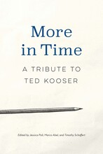 """""""More In Time"""" cover"""