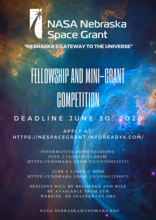 Annual Competition Flyer