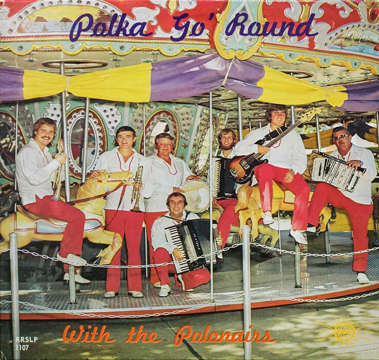 Polka Go Round album cover