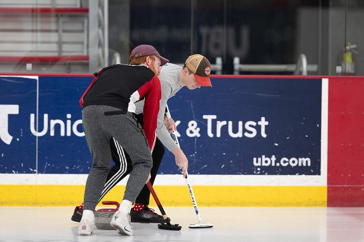 College Curling