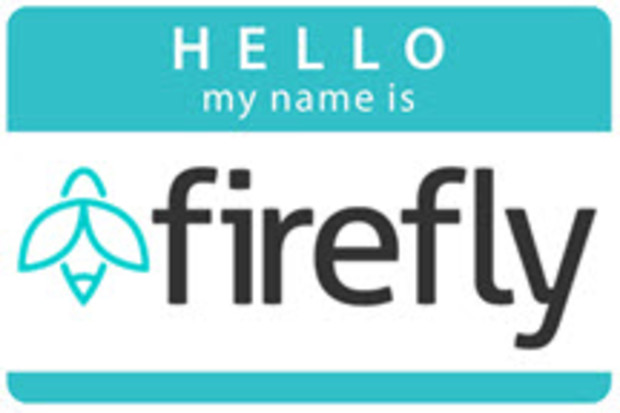 Firefly name tag
