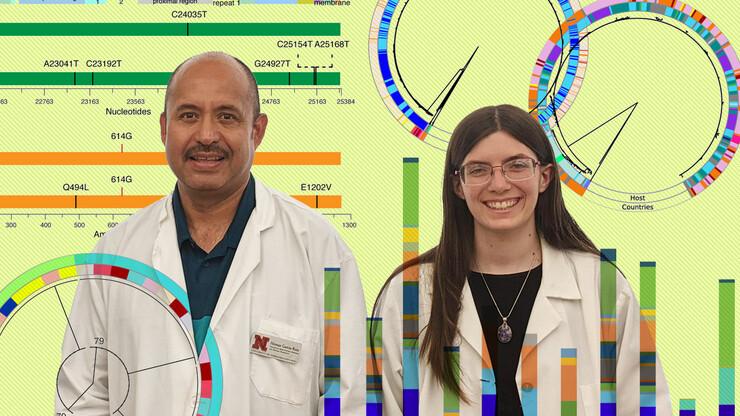 Katherine LaTourrette and Hernan Garcia-Ruiz