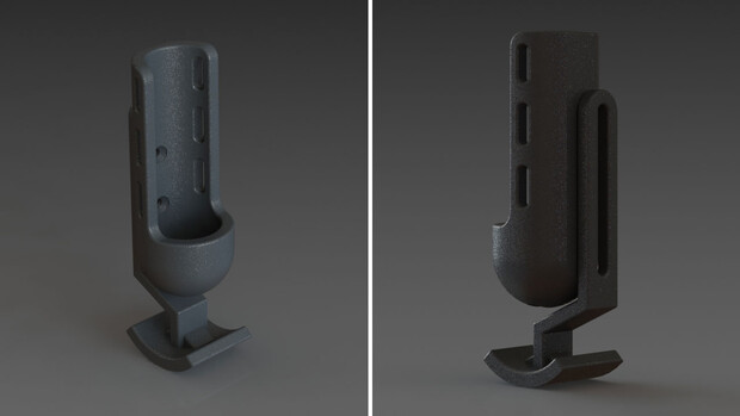 Prosthetic renderings