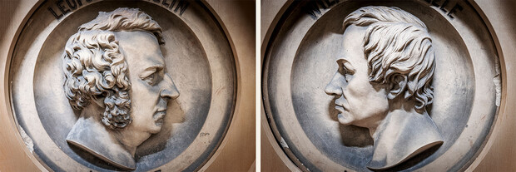 Relief portraits