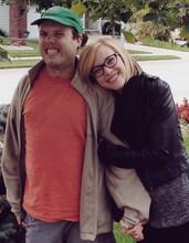 Maddie Lorenzen and her brother, Jordan.