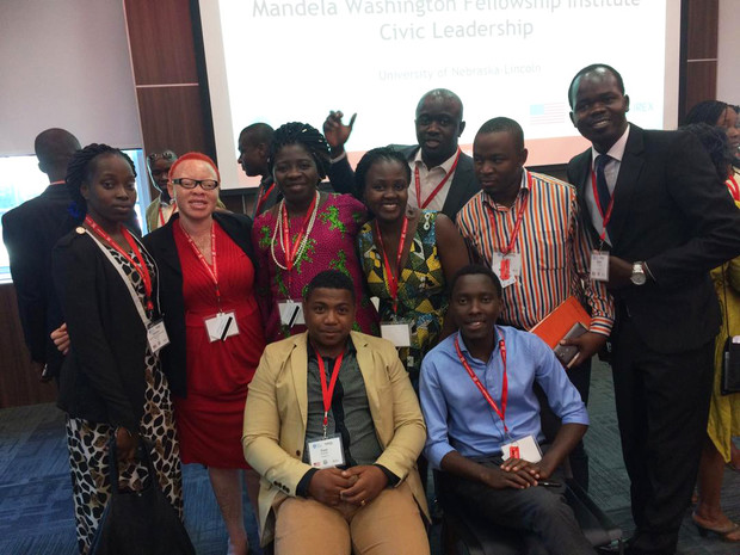 2017 Mandela Fellows