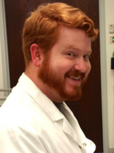 Sean Carr, a doctoral student in biological sciences