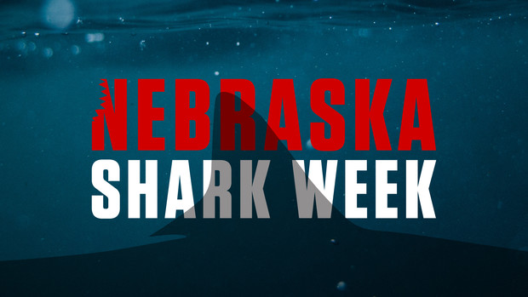 Nebraska Shark Week graphic