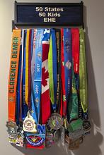 Sue Sheridan - Medal Collection