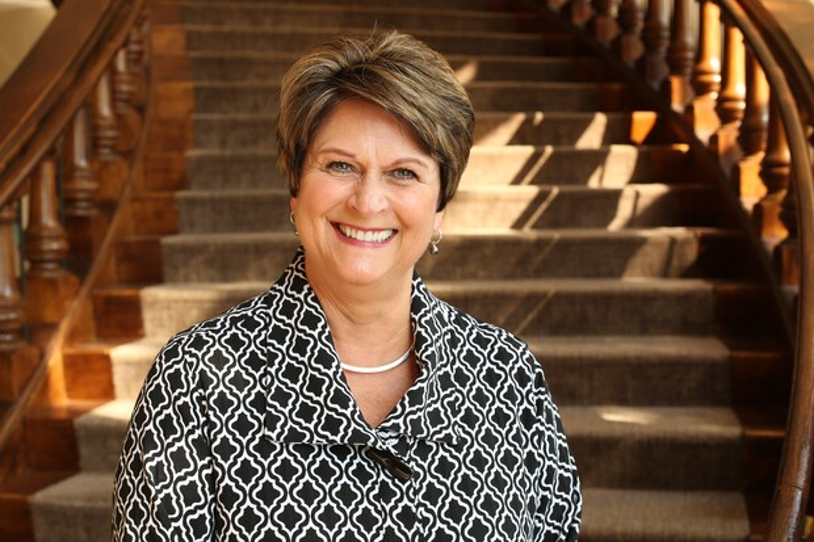 Susan Madsen, Lincoln Marriott Cornhusker Hotel general manager and HRTM advisory board member