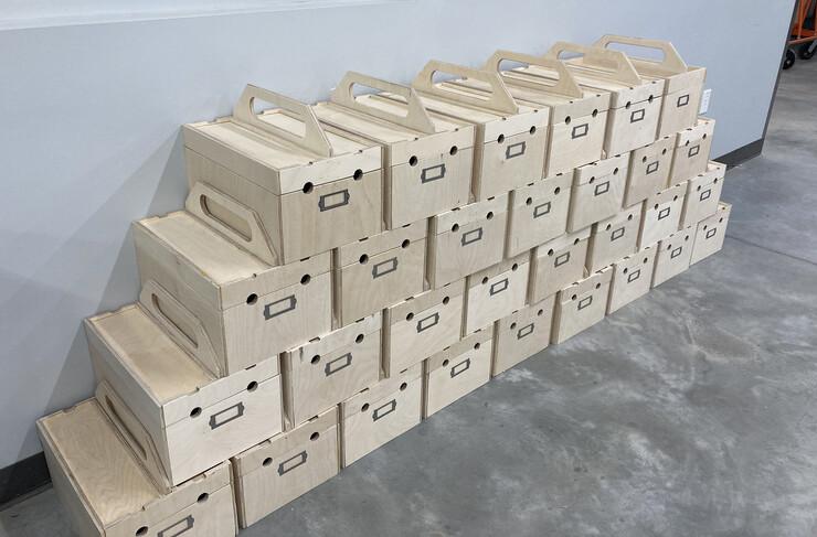 Whiteclay toolboxes