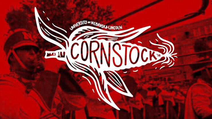Cornstock Festival header