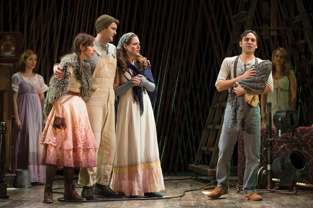 """""""Into the Woods"""" will be at the Lied Center for Performing Arts at 7:30 p.m. Feb. 16 and 17."""