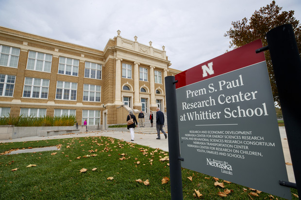 The university will celebrate the legacy of Prem S. Paul during an 11 a.m. Nov. 22 event at the newly renamed Prem S. Paul Research Center at Whittier School.