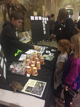 Sunday with a Junior Scientist is 1:30 to 4:30 p.m. April 2 at Morrill Hall.