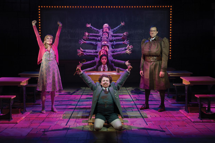 """Roald Dahl's Matilda the Musical"""