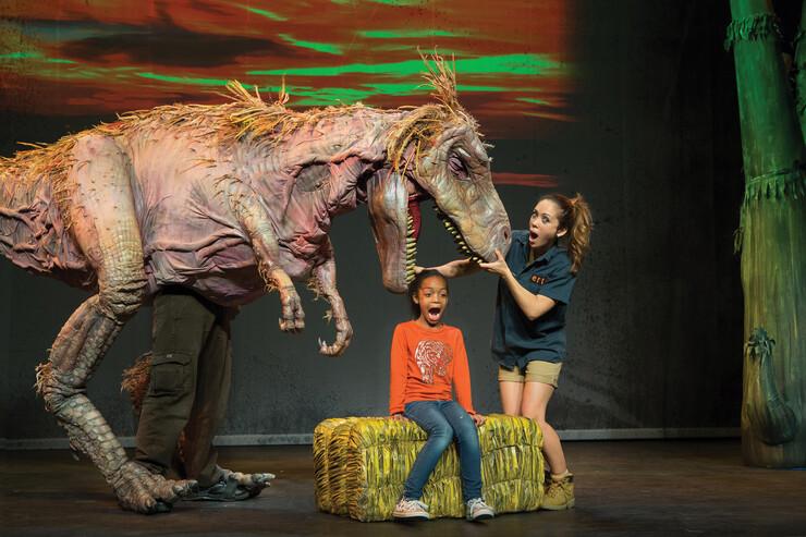 """Erth's Dinosaur Zoo Live"""
