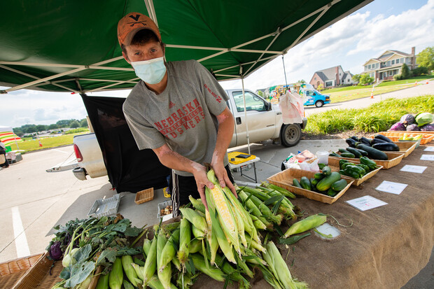 The East Campus Discovery Days and Farmer's Market will offer hands-on, science-focused experiences from various Nebraska departments, as well as a vendor fair, live music and food trucks.