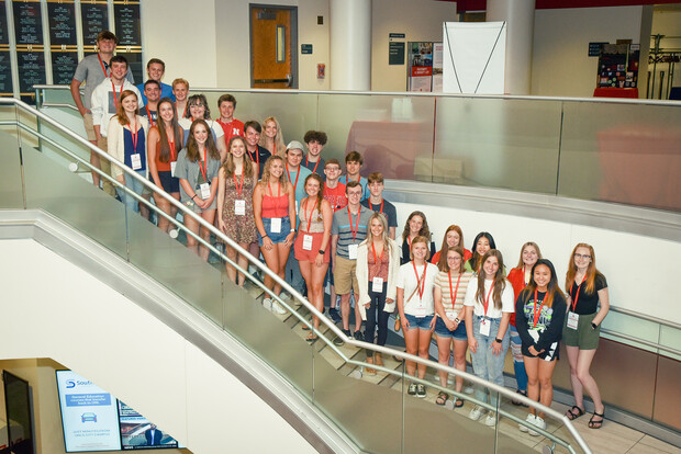 Forty first-year students will join the Nebraska Business Honors Academy at the University of Nebraska–Lincoln this fall. The cohort will develop skills through an enhanced curriculum.