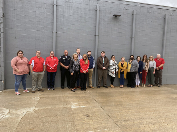 The inaugural Schuyler Leading Locally class consisted of residents of Schuyler, Colfax County and Butler County. The group included city planners, the county sheriff, hospital administrators, bankers, entrepreneurs, schoolteachers and other community leaders.