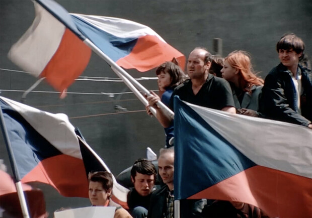 """""""The Art of Dissent,"""" a feature documentary film produced by Nebraska historian James Le Sueur, will debut Oct. 5 on major cable television and internet video on-demand platforms. The film explores the role of artistic activism during Czechoslovakia's communist takeover and nonviolent transition from communist power."""