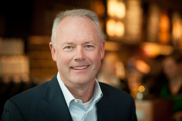 Kevin Johnson, president and CEO of Starbucks, will deliver a Sept. 27 lecture at the University of Nebraska–Lincoln.