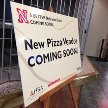 Work will begin as soon as possible to transform the 682-square-foot site into just the second Subway Pizza Express in the nation.