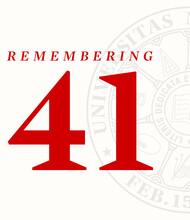Remembering 41