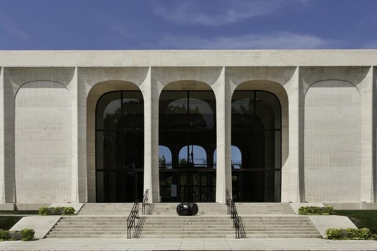 Sheldon Art Museum