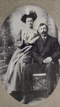 Gert and Bert Snyder, 1903.