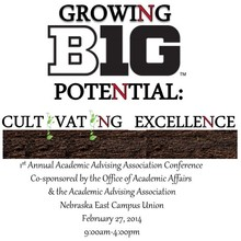 1st Annual Academic Advising Association Conference