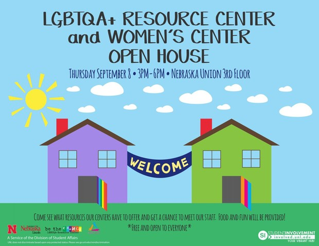 LGBTQA-WC Open House