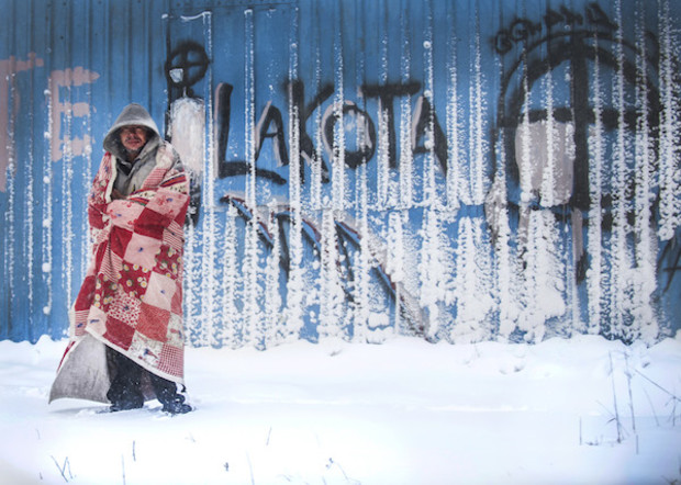 """""""The Wounds of Whiteclay"""" was developed through a depth reporting class taught by Professors Joe Starita, Bill Frakes and Rebekka Schlichting."""