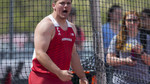 Percy Selected B1G Field Athlete of the Week