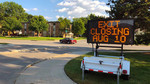 East Campus exit closes for study, redesign